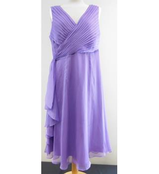 Teatro - Size: 16 - Purple - Cocktail dress