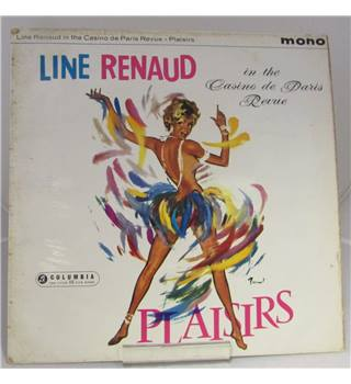 LINE RENAUD - In The Casino de Paris Revue - Plaisirs - 33SX 1331