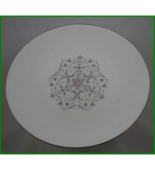 Royal Worcester - Bridal Lace - oval plate
