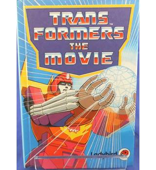 Transformers The Movie - Ladybird Book