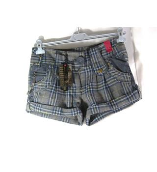 River Island-shorts-size 10 BNWT River Island - Size: S - Grey