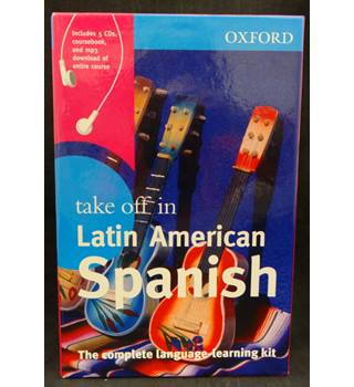take off in Latin American Spanish