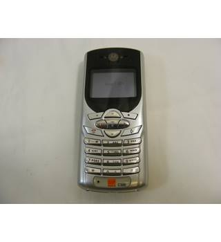 Motorola C350 Mobile Phone Orange Network