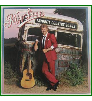 Ricky Skaggs - Favorite Country Songs - EPC 26433