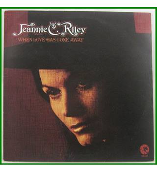 Jeannie C. Riley - When Love Has Gone Away - 2352 078