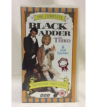 Blackadder the Third - The Complete Collection on 2 VHS 15