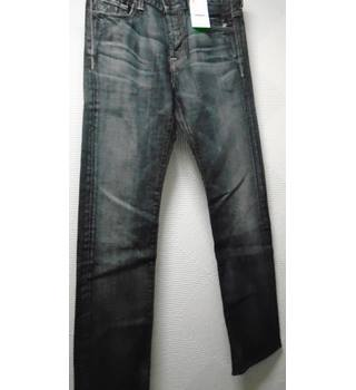 "7 For All Manknind-Mens Jeans 7 For All Mankind - Size: 32"" - Blue - Jeans"