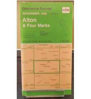 Alton & Four Marks (Pathfinder Maps)