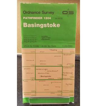 Basingstoke (Pathfinder Maps)