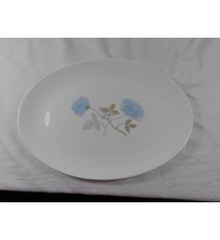Wedgwood Ice Rose Serving Platter