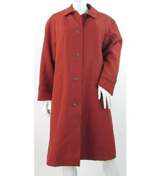 Dannimac - Size: 14 - Rust brown - Smart jacket / coat