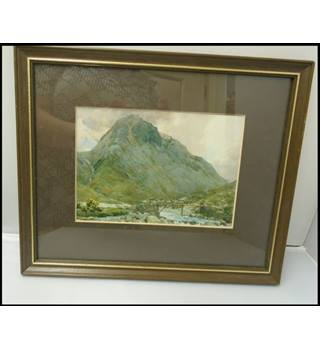 Great Gable Wasdale by A.Heaton Cooper