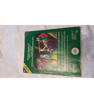 Advanced Dungeons and Dragons: Dungeon Module S1: Tomb of Horrors