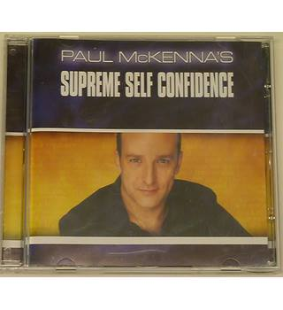 Paul McKenna - (Hypnotherapy) Supreme Self Confidence