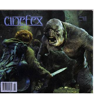 Cinefex magazine - number 89 - April 2002 - Lord of The Rings/Black Hawk Down/Time Machine