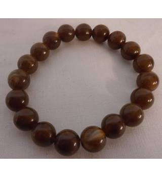 Unbranded - Size: Medium - Brown - Bracelet
