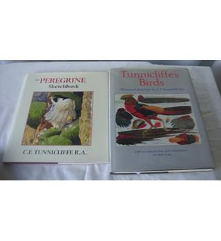 Tunnicliffe - Collection of Sketchbooks