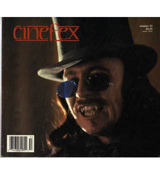 Cinefex magazine - number 53 - February 1993 - Dracula/Close Encounters of The Third Kind