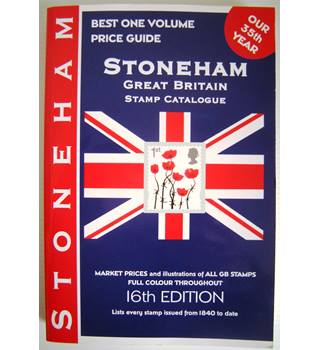 Stoneham Great Britain Stamp Catalogue