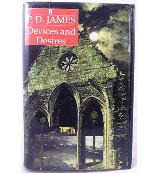 Devices and Desires - P. D. James - Signed By Author