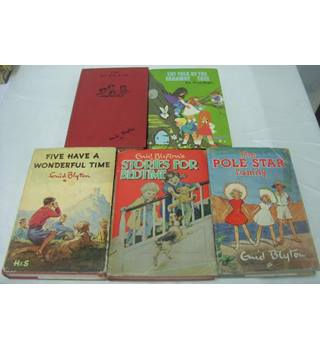 Enid Blyton - Famous Five - Secret Seven - And A Collection Of Other Families Mysteries and Stories - 16 Volumes