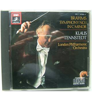 Brahms: Symphony No.1. London Philharmonic Orchestra, Tennstedt.