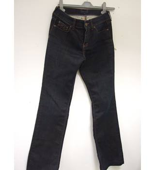 "Classic American Cool in Black Denim - Tommy Hilfiger Size 28/32 Men's Black Jeans Tommy-Hilfiger - Size: 28"" - Black - Jeans"