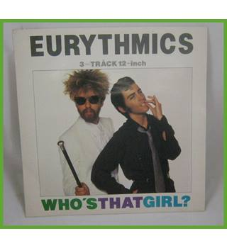 Eurythmics - Who's That Girl? -  DAT3