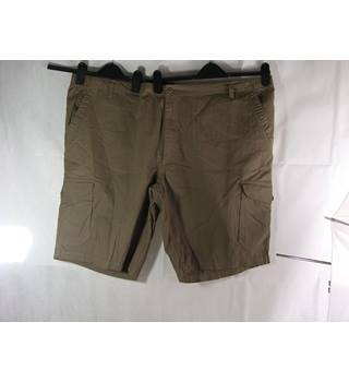 Premier man - Shorts - Size: X-Large - Brown | GA