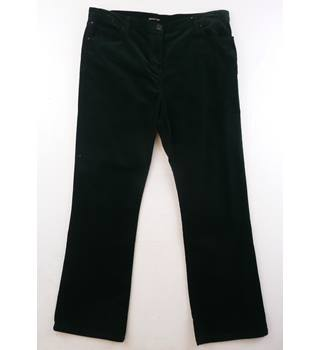 "M&S Marks & Spencer - Size: 38"" - Green - Trousers"