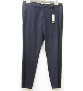 M&S Marks & Spencer - Size: 16 - Blue - Trousers