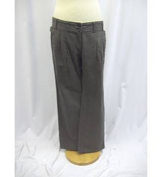 Fat Face - Size: 12 - Grey - Trousers