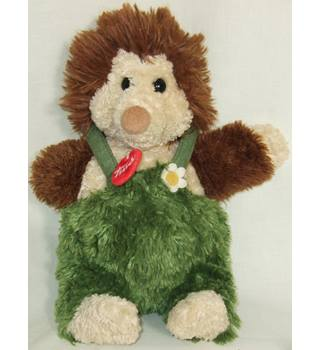 "Trudy Toys - 11"" (28cm) - Green/Brown - Teo The Hedgehog"