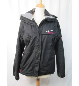 Rip Curl - Size: 8 - Black - Skiing Jacket