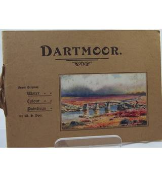 Dartmoor, from Original Water Colour Paintings