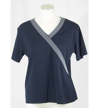 Sonic Collection Top - Navy - Size 18 Sonic Collection - Size: 18 - Blue