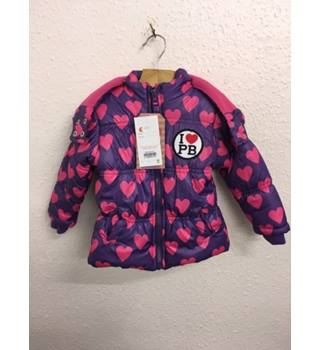 Brand new with tags Pauls Boutique Girl Coat Pauls Boutique - Size: 12-24 months - Purple