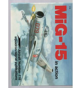 MiG-15 in action