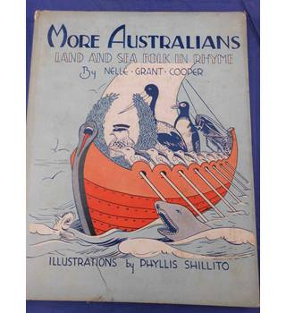 More Australians - Land and Sea Folk in Rhyme