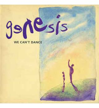 Genesis We Can't Dance Genesis - 212 082 PM 525