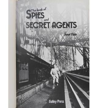 The Book of Spies & Secret Agents. Spies and secret agents in movies.