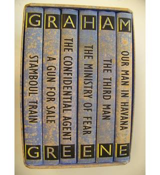 Graham Green - the Complete Entertainments Folio Box set