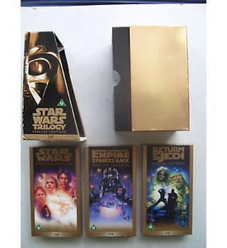 STAR WARS TRILOGY (SPECIAL EDITIONS)