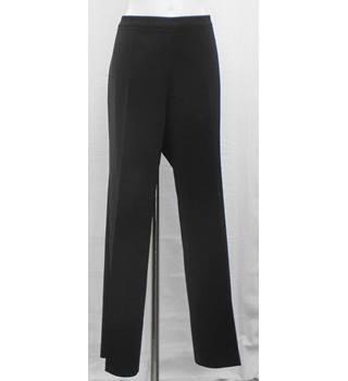 Ficelle black trousers Size 16