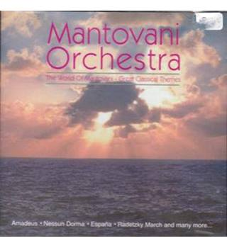 Mantovani Orchestra The World of Mantovani - Great Classical Themes