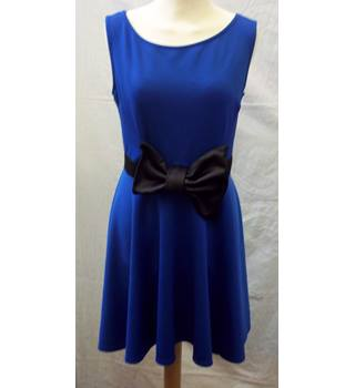 Krisp - Size: 16 - Blue - Sleeveless