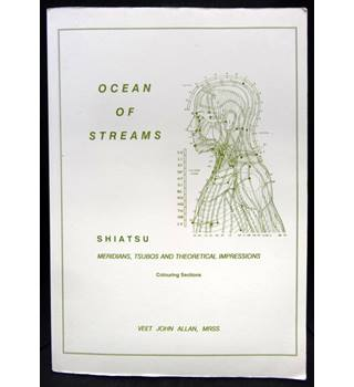 Ocean of Streams - Shiatsu - Meridians, Tsubos and Theoretical Impressions - Colouring Sections