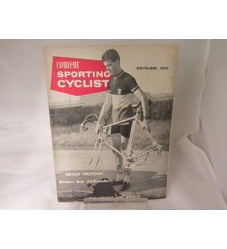 COUREUR SPORTING CYCLIST NOVEMBER 1960