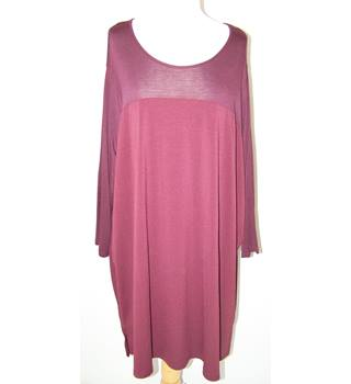 H&M - Size: XXXL - Purple - dress