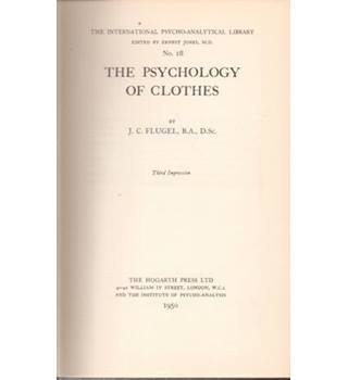 The Pyschology of Clothes